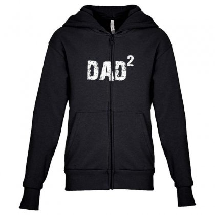 Family Youth Zipper Hoodie Designed By Disgus_thing