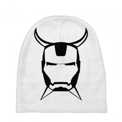 Devil Steel Baby Beanies Designed By Ran Studio
