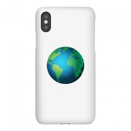 Earth Iphonex Case Designed By Bluemary