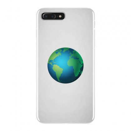 Earth Iphone 7 Plus Case Designed By Bluemary