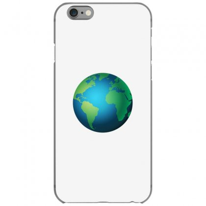 Earth Iphone 6/6s Case Designed By Bluemary