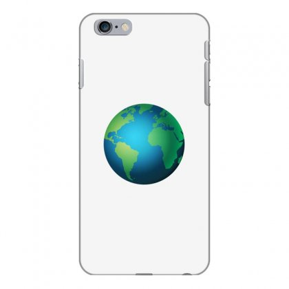 Earth Iphone 6 Plus/6s Plus Case Designed By Bluemary