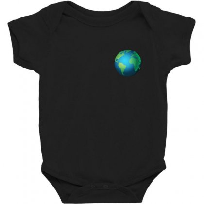 Earth Baby Bodysuit Designed By Bluemary