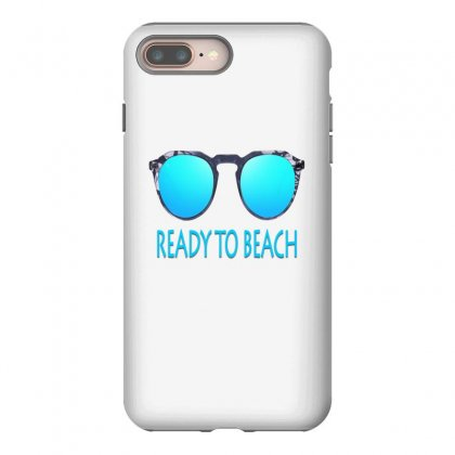 Ready To Beach Iphone 8 Plus Case Designed By Ran Studio