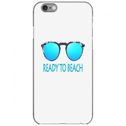 Ready To Beach Iphone 6/6s Case Designed By Ran Studio