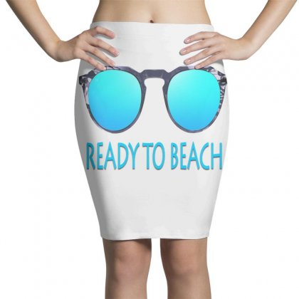 Ready To Beach Pencil Skirts Designed By Ran Studio