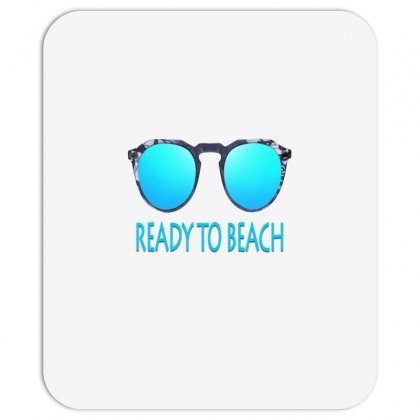 Ready To Beach Mousepad Designed By Ran Studio