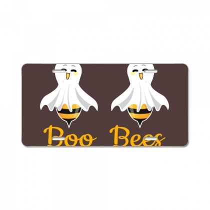 Boo Bees Merch License Plate Designed By Arum