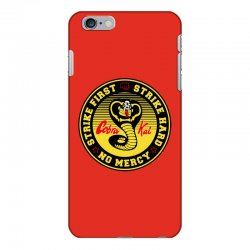 cobra kai iPhone 6 Plus/6s Plus Case | Artistshot