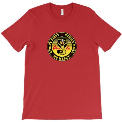 Cobra Kai T-shirt Designed By Arum