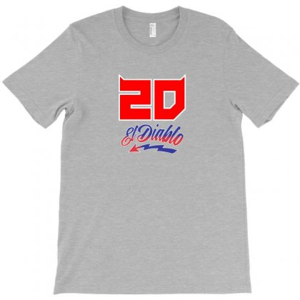 Number T-shirt Designed By Arum