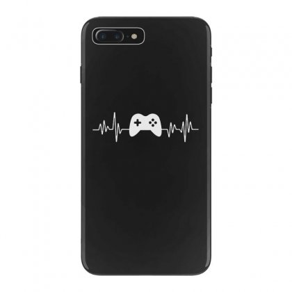 Gamer Heartbeat Iphone 7 Plus Case Designed By Creative Tees