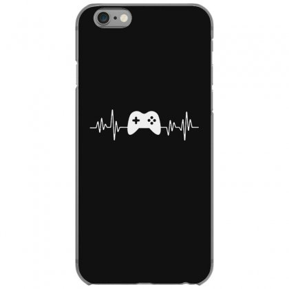 Gamer Heartbeat Iphone 6/6s Case Designed By Creative Tees