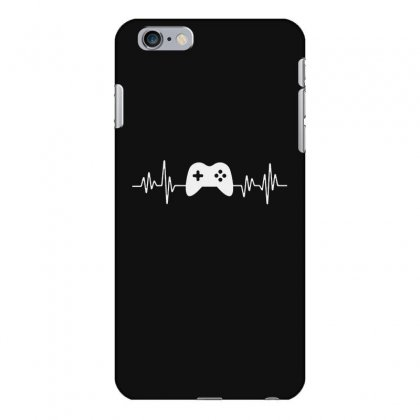 Gamer Heartbeat Iphone 6 Plus/6s Plus Case Designed By Creative Tees