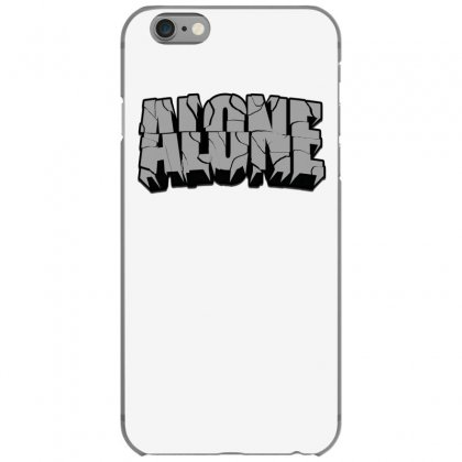 Alone Iphone 6/6s Case Designed By Ran Studio