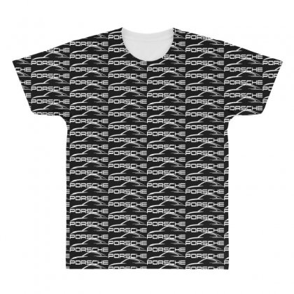 Awesome Car All Over Men's T-shirt Designed By Rodgergise
