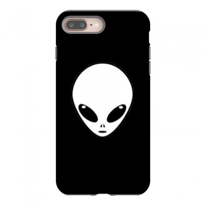 Alien Iphone 8 Plus Case Designed By Bluemary