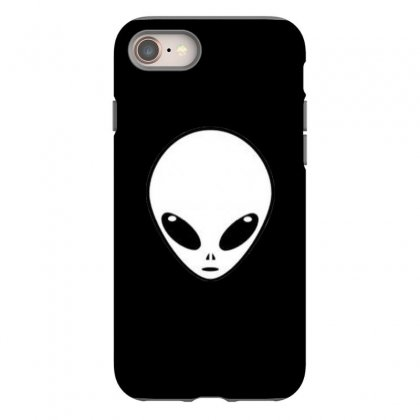 Alien Iphone 8 Case Designed By Bluemary