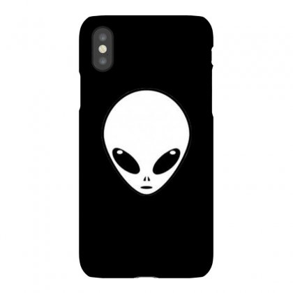 Alien Iphonex Case Designed By Bluemary
