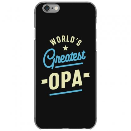 World's Greatest Opa Grandpa Iphone 6/6s Case Designed By Cidolopez