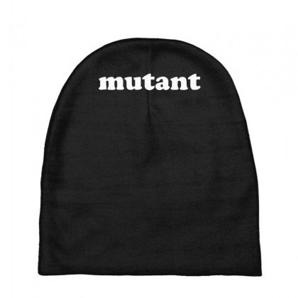 Mutant Baby Beanies Designed By Fanshirt