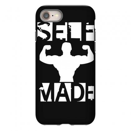Self Made Iphone 8 Case Designed By Fanshirt
