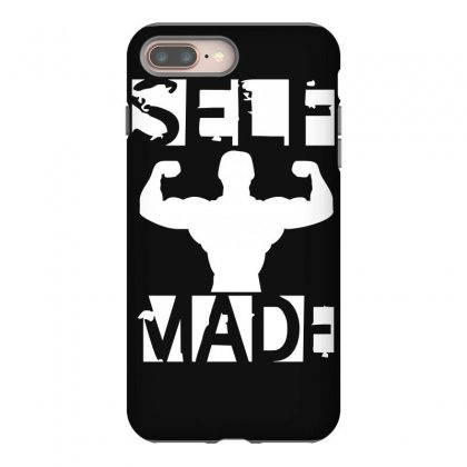 Self Made Iphone 8 Plus Case Designed By Fanshirt