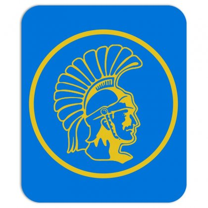 Topeka High School Merch Mousepad Designed By Arum