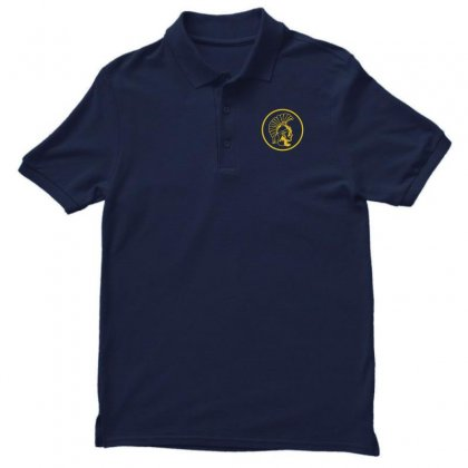 Topeka High School Merch Men's Polo Shirt Designed By Arum