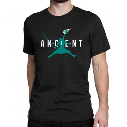 Air Ancient Classic T-shirt Designed By Sr88
