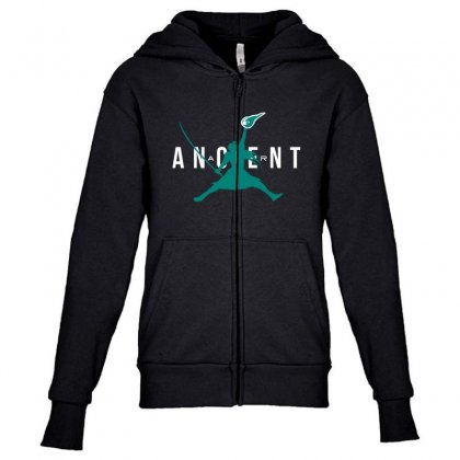 Air Ancient Youth Zipper Hoodie Designed By Sr88