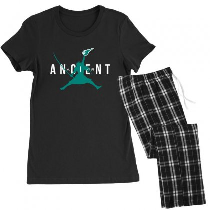 Air Ancient Women's Pajamas Set Designed By Sr88
