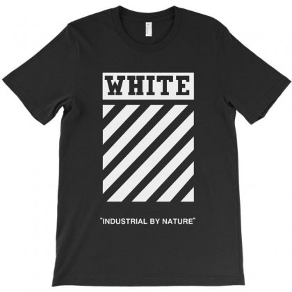 Industrial By Nature T-shirt Designed By Creative Tees