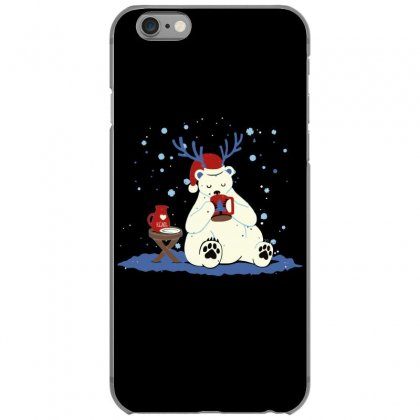 Polar Eggnog Iphone 6/6s Case Designed By Milaart