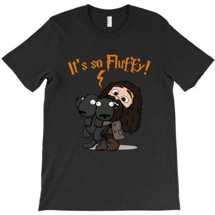 It's So Fluffy! T-shirt Designed By Creative Tees
