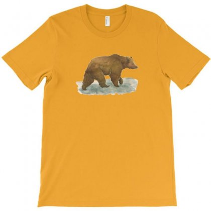 Protect Fat Bears T-shirt Designed By Arum