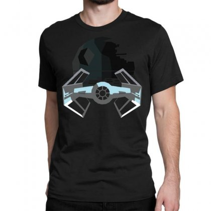 Polytie Classic T-shirt Designed By Milaart