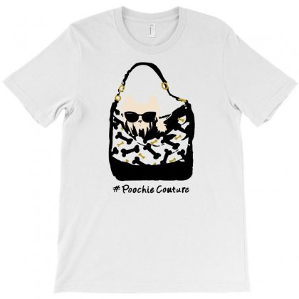 Poochie Couture T-shirt Designed By Milaart