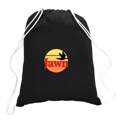 Jawn Drawstring Bags Designed By Creative Tees