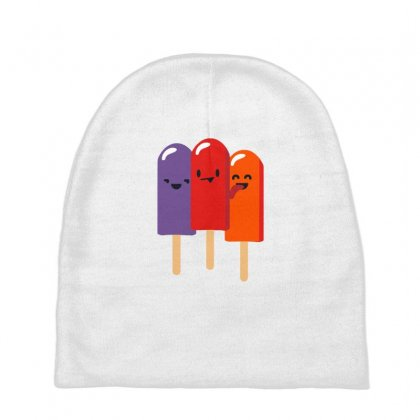 Popsicle Season Baby Beanies Designed By Milaart