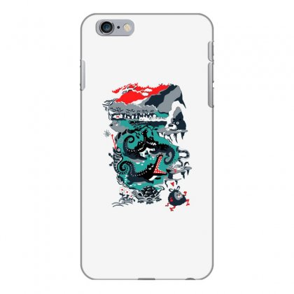 Positive Thinking Iphone 6 Plus/6s Plus Case Designed By Milaart