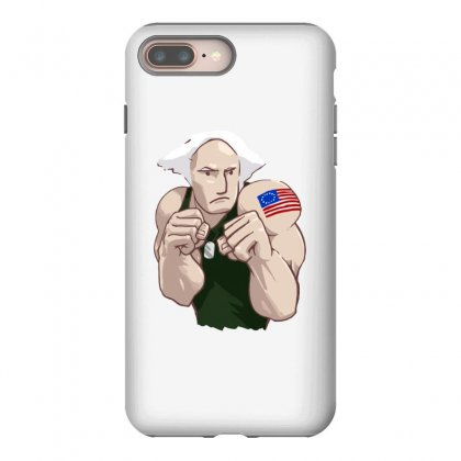 Potomac Boom Iphone 8 Plus Case Designed By Milaart