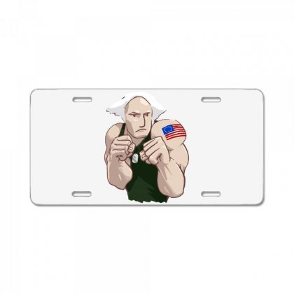 Potomac Boom License Plate Designed By Milaart