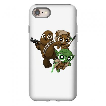 Power Critters Iphone 8 Case Designed By Milaart