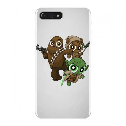 Power Critters Iphone 7 Plus Case Designed By Milaart