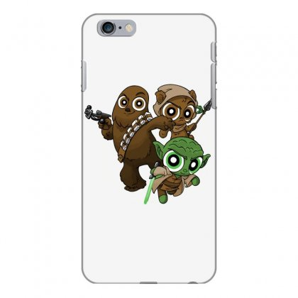 Power Critters Iphone 6 Plus/6s Plus Case Designed By Milaart