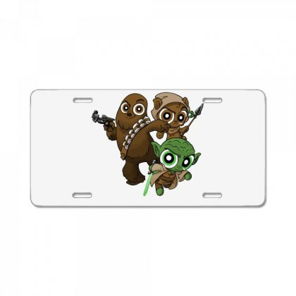 Power Critters License Plate Designed By Milaart