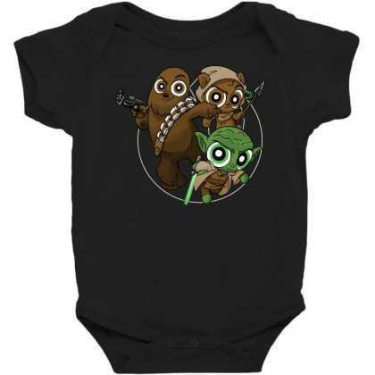 Power Critters Baby Bodysuit Designed By Milaart