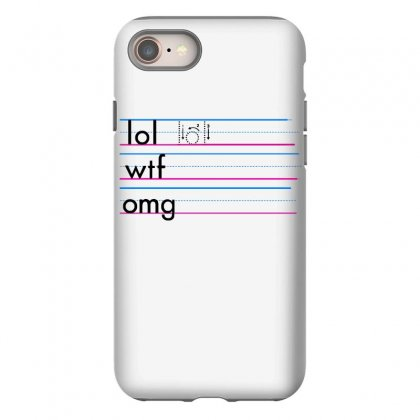 Practice Your Texting Iphone 8 Case Designed By Milaart