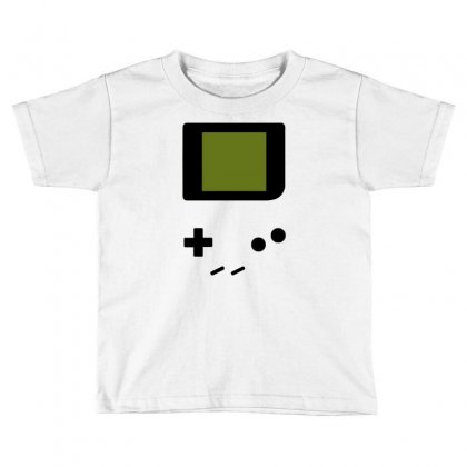 Press My Buttons Toddler T-shirt Designed By Milaart